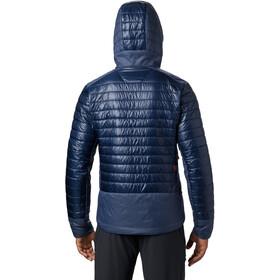 Mountain Hardwear Ghost Shadow Sudadera Capucha Hombre, azul